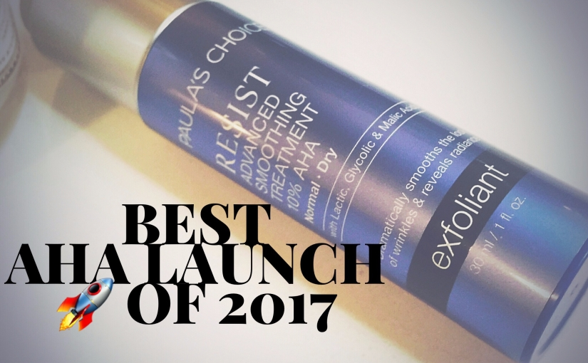 The BEST AHA Launch of Late 2017
