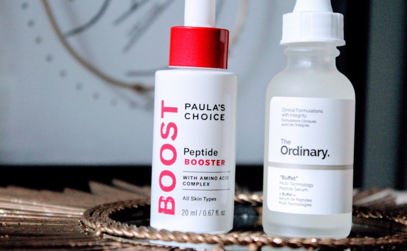 Peptides- Overblown hype or a worthy skincare addition?